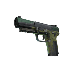 Five-SeveN | Jungle (Battle-Scarred)