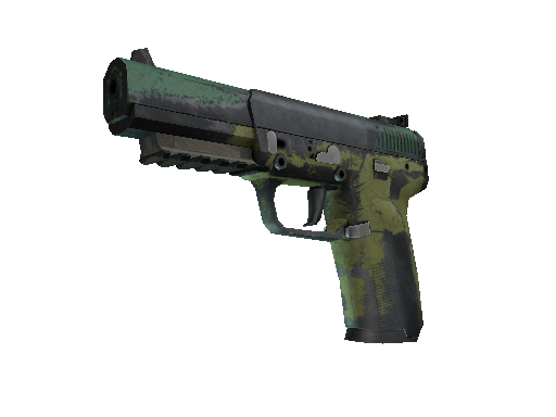 Five-SeveN | Jungle Battle-Scarred