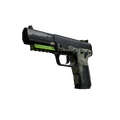 Five-SeveN | Hot Shot <br>(Battle-Scarred)