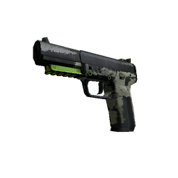 Five-SeveN | Hot Shot (Battle-Scarred)
