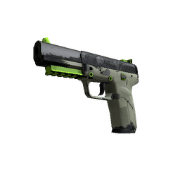 Souvenir Five-SeveN | Hot Shot (Field-Tested)