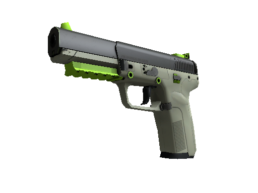 Five-SeveN | Hot Shot (Factory New)
