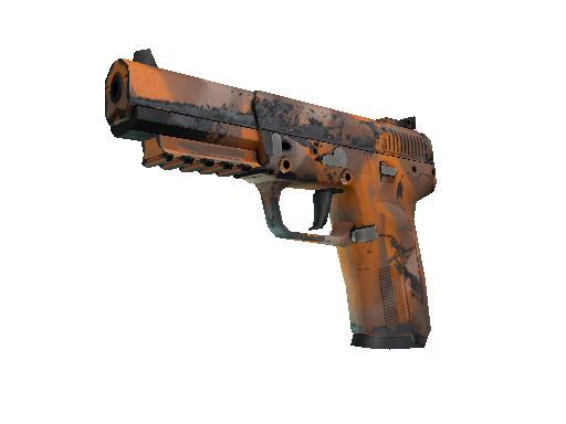 Five-SeveN | Orange Peel Field-Tested