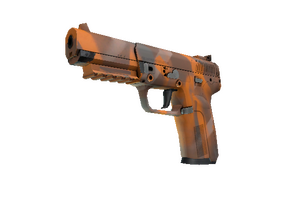 Five Seven Orange Peel Minimal Wear