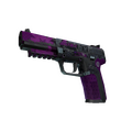 StatTrak™ Five-SeveN | Violent Daimyo <br>(Battle-Scarred)
