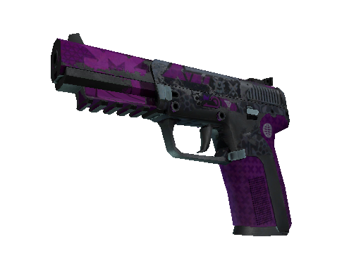 Five-SeveN | Violent Daimyo Battle-Scarred