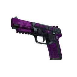 StatTrak™ Five-SeveN | Violent Daimyo (Field-Tested)