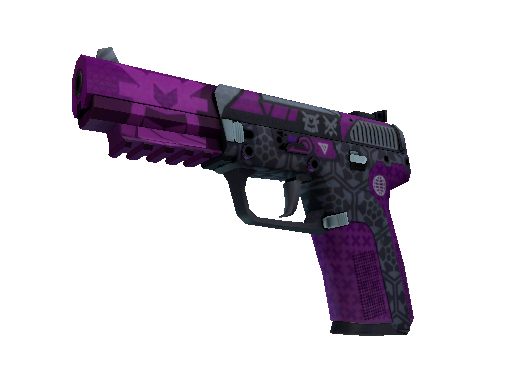 StatTrak™ Five-SeveN | Violent Daimyo (Factory New)