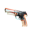StatTrak™ Five-SeveN | Retrobution <br>(Minimal Wear)