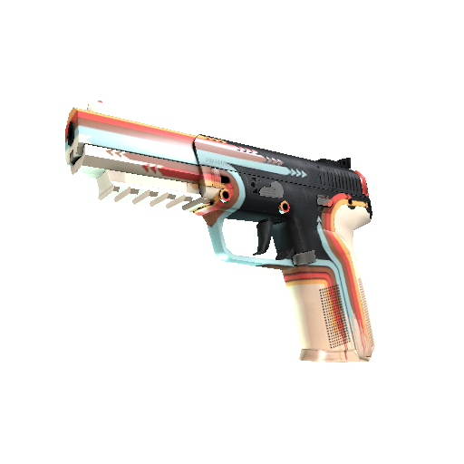 Five-SeveN | Retrobution - gocase.pro