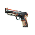 StatTrak™ Five-SeveN | Retrobution <br>(Battle-Scarred)