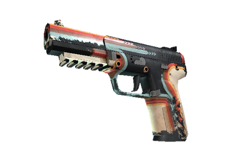 Five-SeveN | Retrobution (Battle-Scarred) Prices