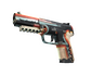 Five-SeveN | Retrobution (Battle-Scarred)