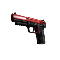 StatTrak™ Five-SeveN | Urban Hazard <br>(Factory New)