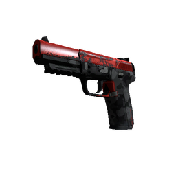 Five-SeveN | Urban Hazard (Field-Tested)