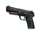 Five-SeveN | Capillary (Battle-Scarred)