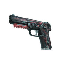 StatTrak™ Five-SeveN | Capillary (Factory New)