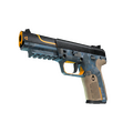 StatTrak™ Five-SeveN | Triumvirate <br>(Factory New)