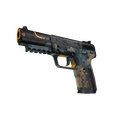StatTrak™ Five-SeveN | Triumvirate <br>(Battle-Scarred)