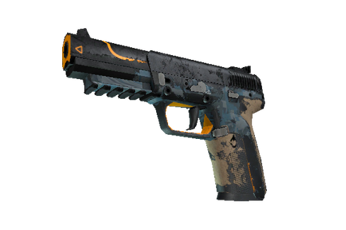 Buy StatTrak™ Five-SeveN | Triumvirate (Battle-Scarred)
