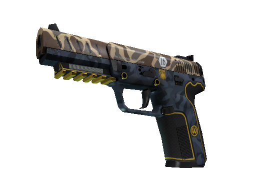 StatTrak™ Five-SeveN | Buddy (Battle-Scarred)
