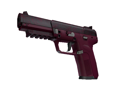 Five-SeveN | Crimson Blossom Minimal Wear