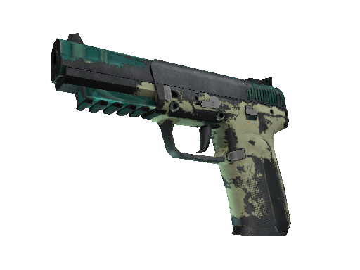 Five-SeveN | Coolant Battle-Scarred