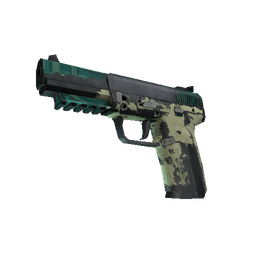 Five-SeveN | Coolant (Battle-Scarred)