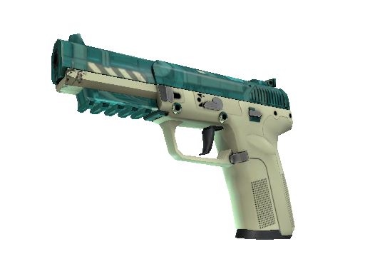 Souvenir Five-SeveN | Coolant (Battle-Scarred)