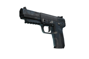 Five Seven Forest Night Battle Scarred
