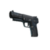 Five-SeveN | Forest Night <br>(Battle-Scarred)