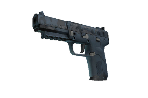 Souvenir Five-SeveN | Forest Night (Well-Worn) Prices