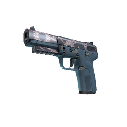 StatTrak™ Five-SeveN | Nightshade (Factory New)