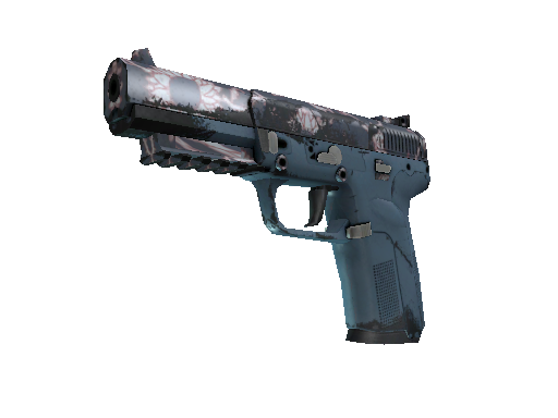 StatTrak™ Five-SeveN | Nightshade