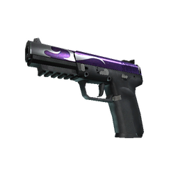 StatTrak™ Five-SeveN | Flame Test (Minimal Wear)