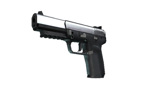 Five-SeveN | Anodized Gunmetal (Minimal Wear) Prices