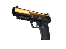 Skin Five-SeveN | Copper Galaxy