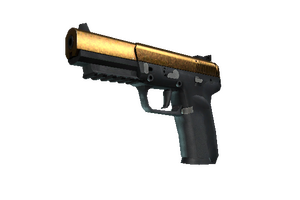 Five Seven Copper Galaxy Factory New