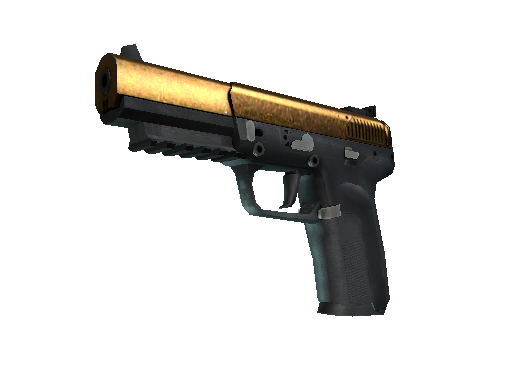 CS:GO Weapon 3 Five-SeveN Copper Galaxy