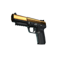 StatTrak™ Five-SeveN | Copper Galaxy <br>(Minimal Wear)