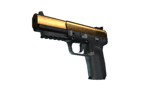 Buy StatTrak™ Five-SeveN | Copper Galaxy (Factory New)