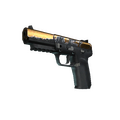 Five-SeveN | Copper Galaxy <br>(Field-Tested)