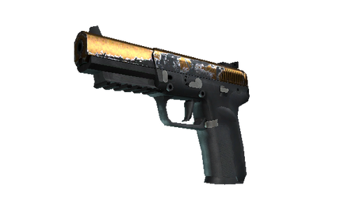 Five-SeveN | Copper Galaxy (Field-Tested) Prices