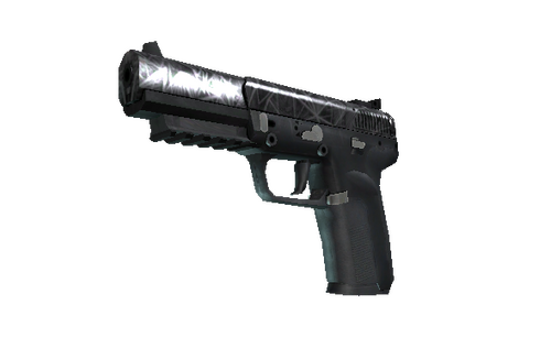 Souvenir Five-SeveN | Silver Quartz (Minimal Wear) Prices