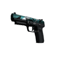StatTrak™ Five-SeveN | Fowl Play <br>(Battle-Scarred)