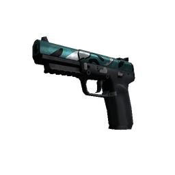 StatTrak™ Five-SeveN | Fowl Play (Battle-Scarred)