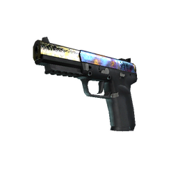 Five-SeveN | Case Hardened (Battle-Scarred)