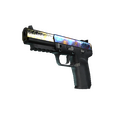 StatTrak™ Five-SeveN | Case Hardened <br>(Battle-Scarred)