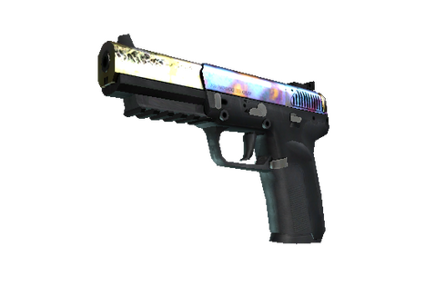 Five-SeveN | Case Hardened (Well-Worn) Prices
