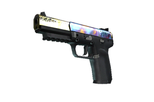 Five Seven Case Hardened Field Tested